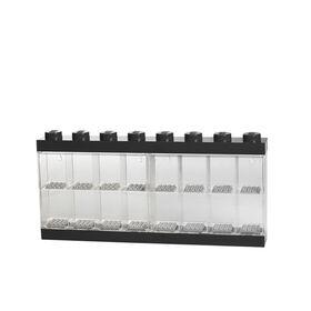 Lego 16 Figure Display Case - Black