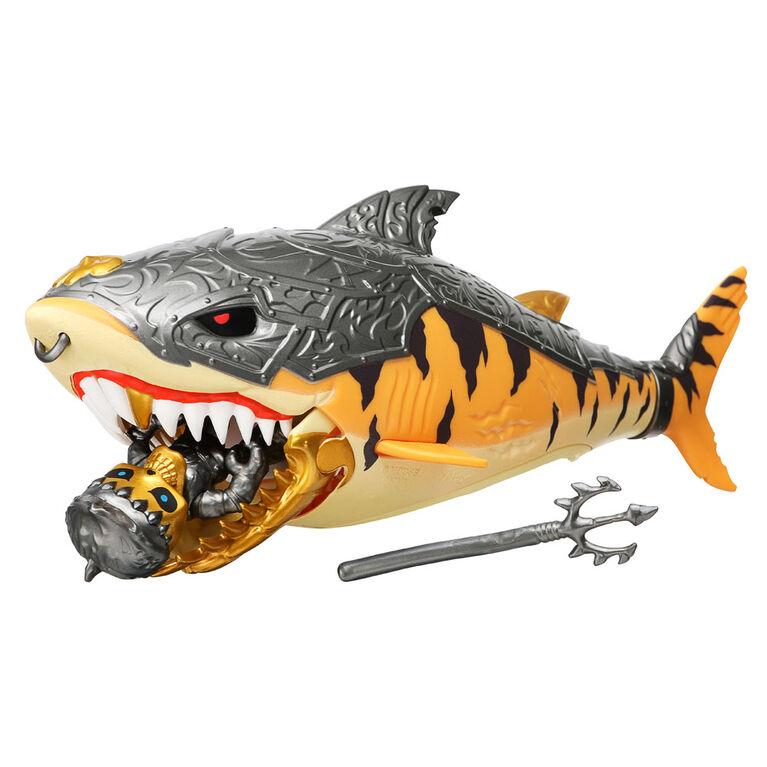 Treasure X, L'Or enfoui – Le trésor phosphorescent du requin