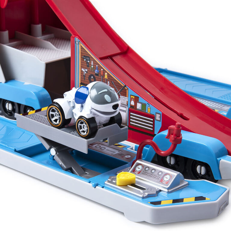 PAW Patrol, PAW Patroller Launch'N Haul, Circuit True Metal