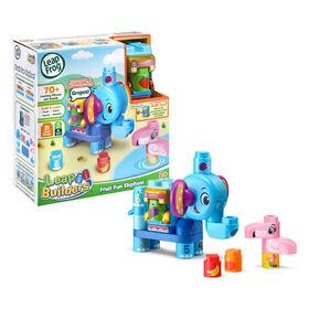 LeapFrog LeapBuilders Fruit Fun Elephant - English Edition