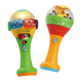 LeapFrog Learn & Groove Shakin' Colors Maracas - Bilingual Edition