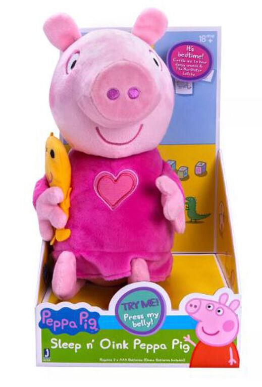 Peppa Pig - Slumber N' Oink Peppa - English Edition