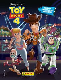 2019 Panini Toy Story 4 Movie Album