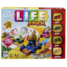 Hasbro Gaming - The Game of Life Junior Game - English Edition