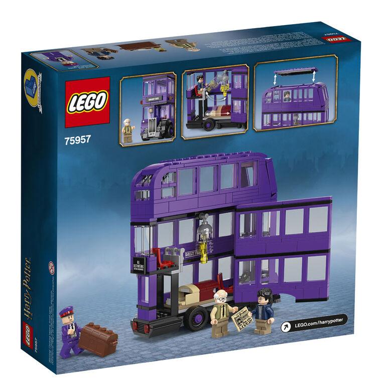 LEGO Harry Potter  Le Magicobus 75957