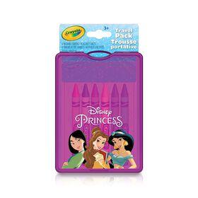 Crayola Disney Princess, Travel Pack