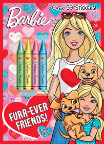 Golden Books - Furr-Ever Friends! (Barbie) - English Edition