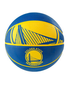 Spalding Golden State Warriors Courtside Basketball