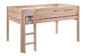 Canwood Whistler Junior Loft Bed - Natural