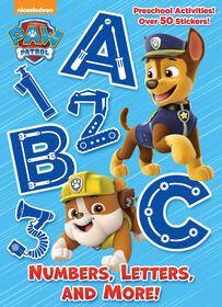 Golden Books - Numbers, Letters, and More! (PAW Patrol) - English Edition