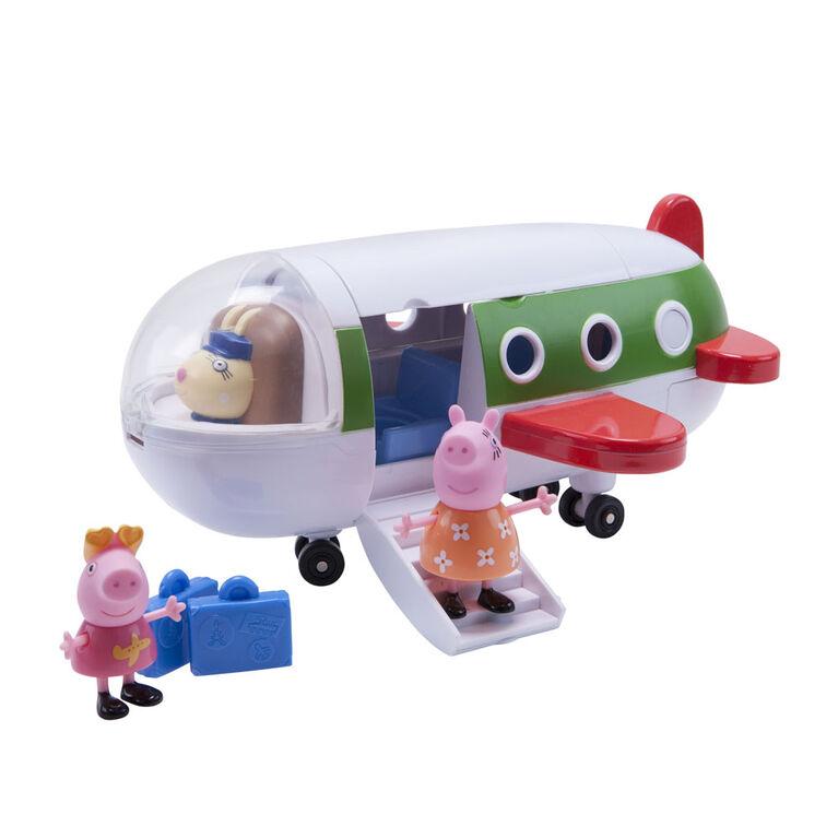 Peppa Pig's Holiday Plane