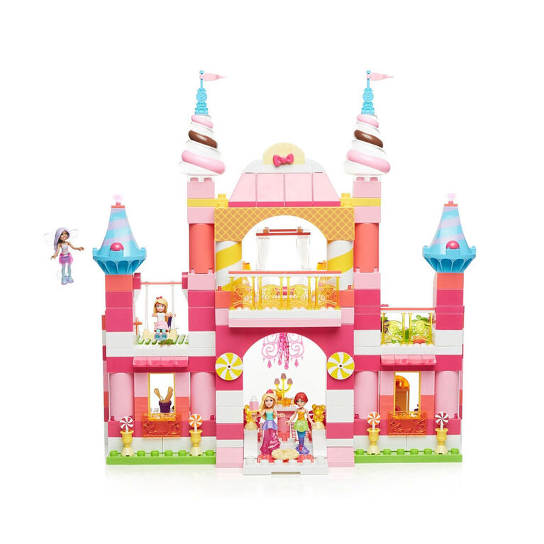 Mega Construx Barbie Dreamtopia Candy Castle Set