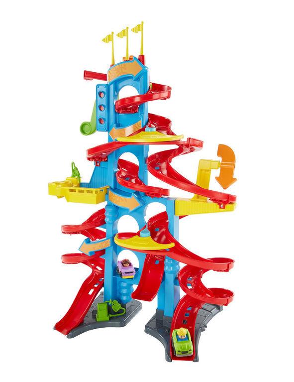 Fisher-Price Little People Take Turns Skyway