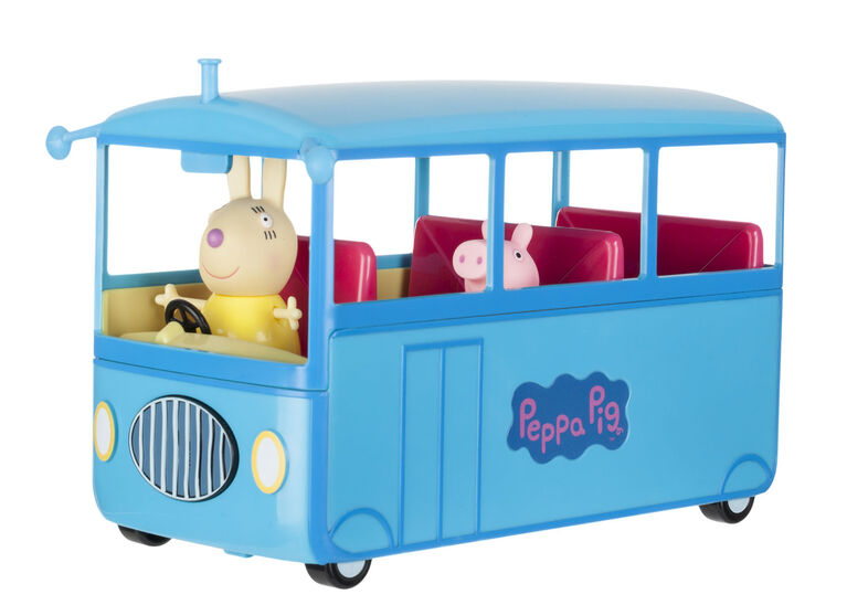 Peppa Pig's School Bus