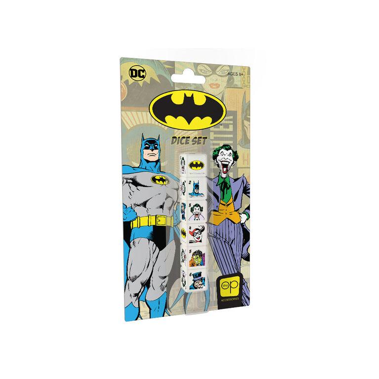Batman Ensemble De Dés - Édition anglaise
