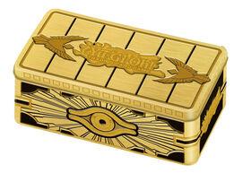 Boîte Sarcophage doré Yu-Gi-Oh!