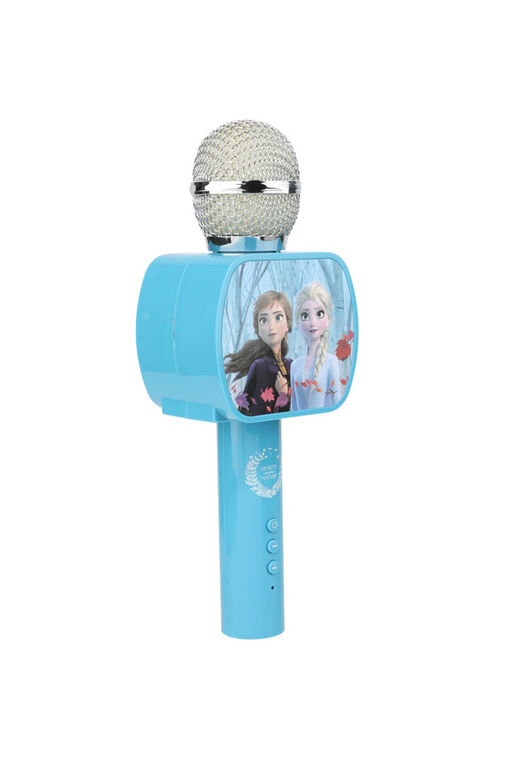 Frozen II Bluetooth Karaoke Microphone