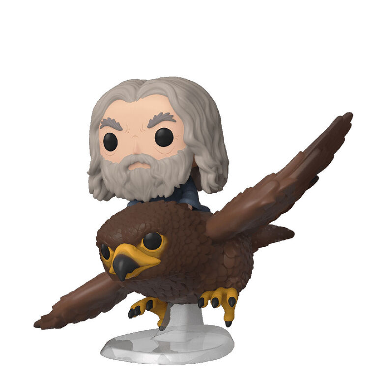 Funko POP! Rides: The Lord of the Rings - Gandalf on Gwaihir