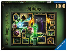Ravensburger - Villainous: Maleficent Puzzle 1000pc