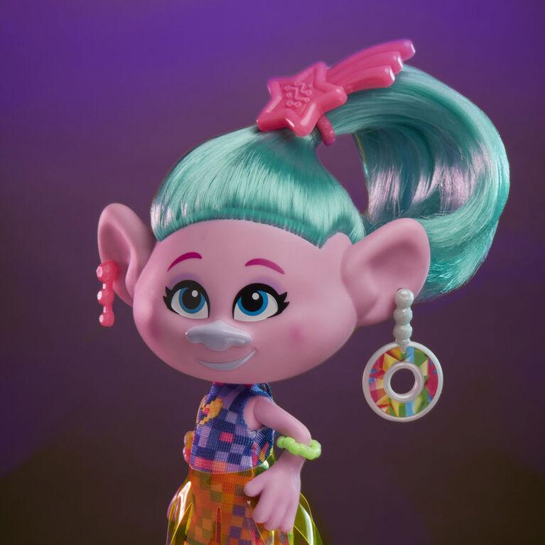 Les Trolls de DreamWorks - Poupée Sublime Satin