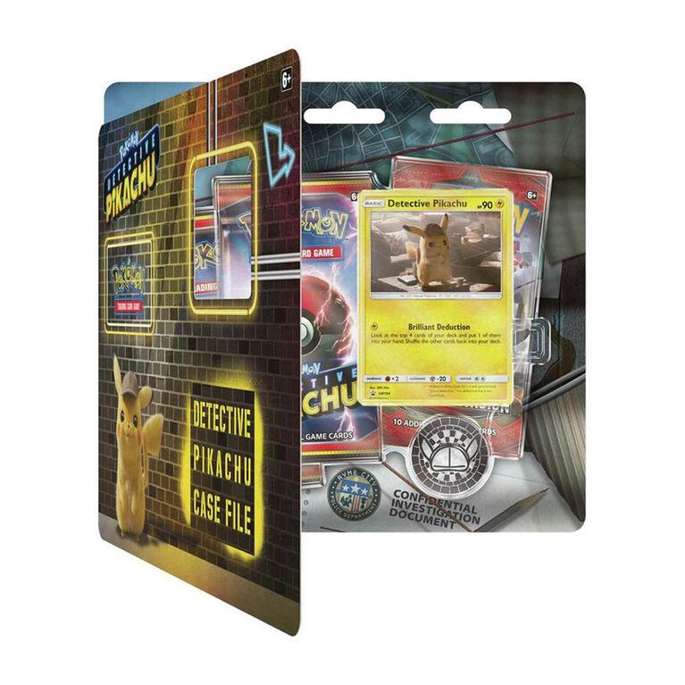 Pokemon Detective Pikachu Special Case File