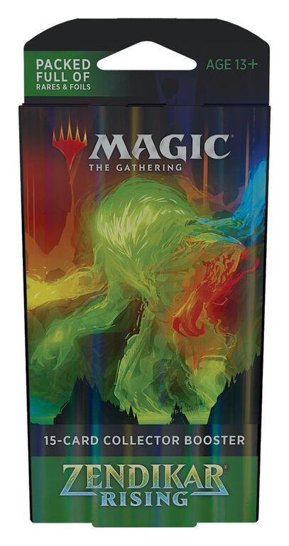 "Magic the Gathering ""Zendikar Rising"" Collector Booster  - English Edition"