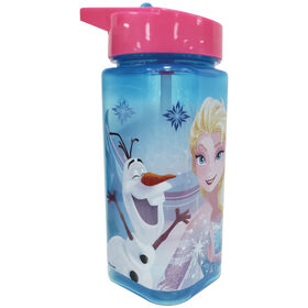 Frozen Square Water Bottle - 530Ml/17.9 Oz