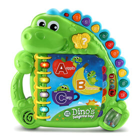 LeapFrog Dino's Delightful Day Book - English Edition