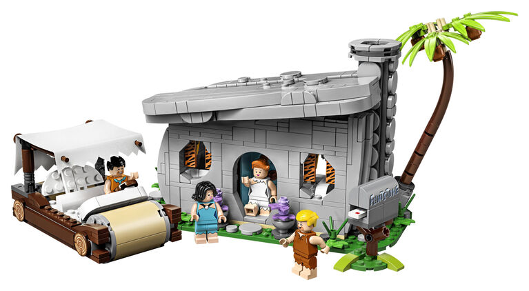 LEGO Ideas The Flintstones 21316