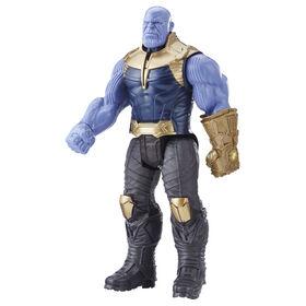 Marvel Infinity War - Série Titan Hero - Thanos avec port Power FX.