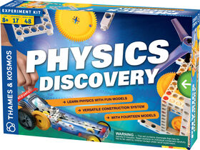 Physics Discovery - Édition anglaise