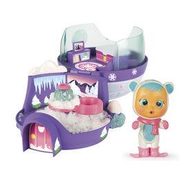 Cry Babies Magic Tears – Kristal's Igloo Playset - R Exclusive