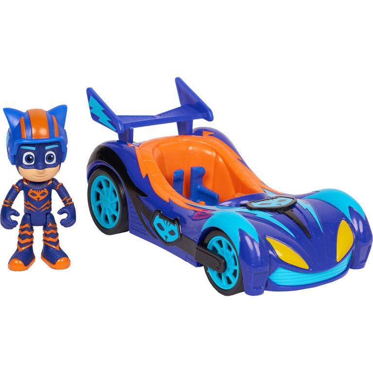 PJ Masks Race Into the Night Vehicles- Catboy