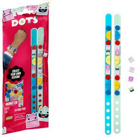 LEGO DOTS Les bracelets Monstres 41923