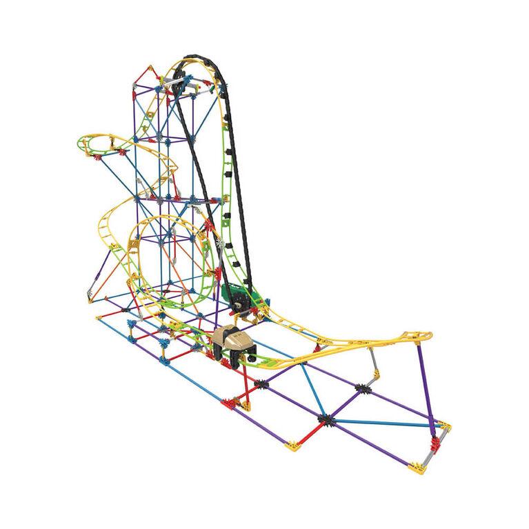 STEM Build & Learn Roller Coaster