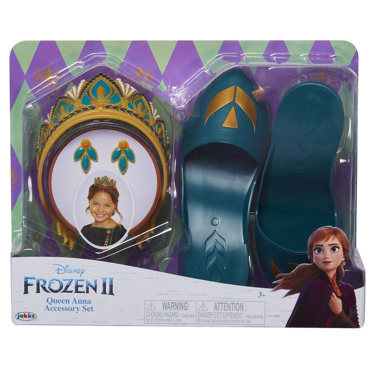 Frozen II Anna Epilogue Set d'Accessoires