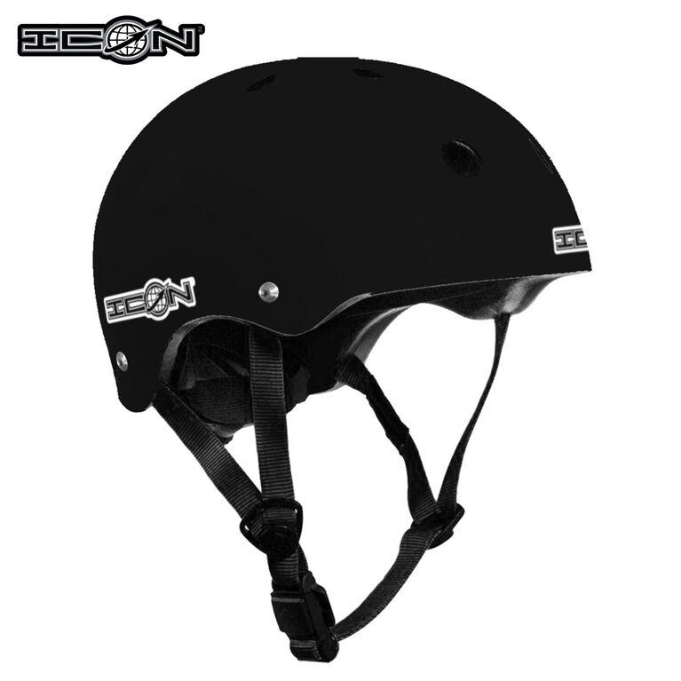 Icon Multi-Sport Helmet-Medium/Large Black