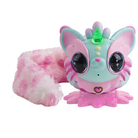 Pixie Belles - Aurora (Turquoise) - Interactive Enchanted Animal Toy
