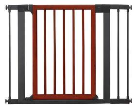Brica Wood & Steel Designer Gate - R Exclusive