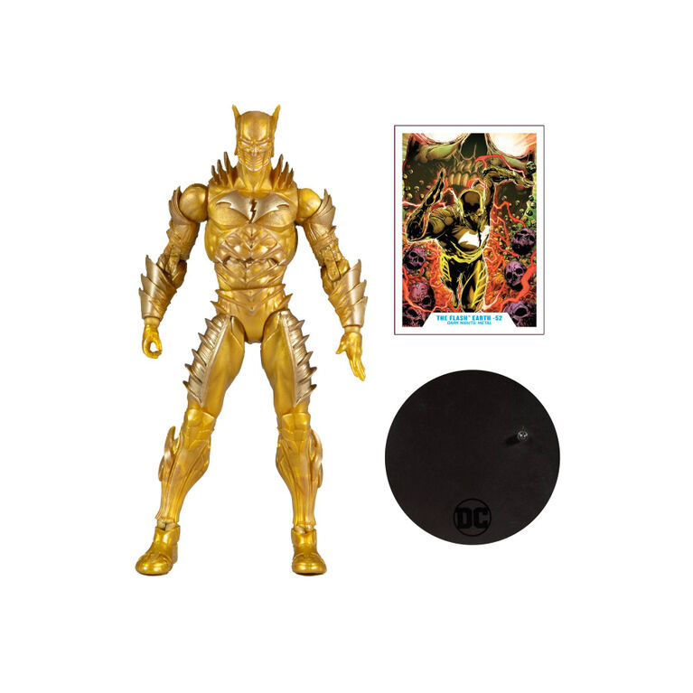 McFarlane Gold Label Collectors Series: Earth 52 - Red Death - R Exclusive