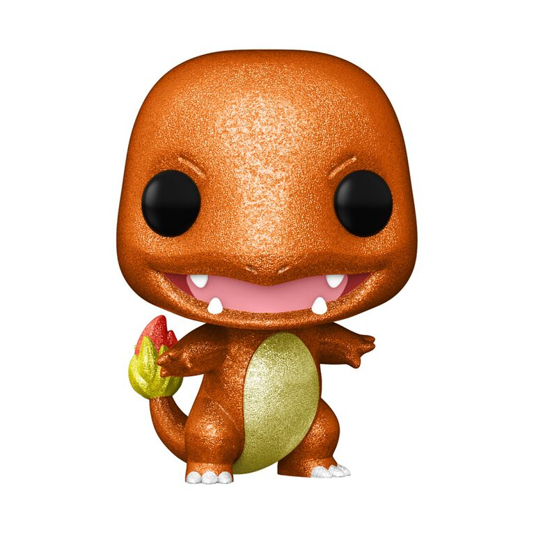 Funko POP! Games, Pokemon Charmander Figurine de Vinyle - Notre exclusivité