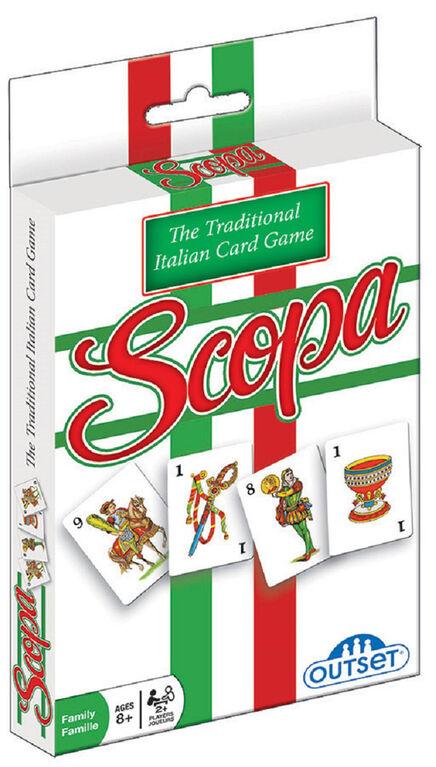 Scopa Card Game