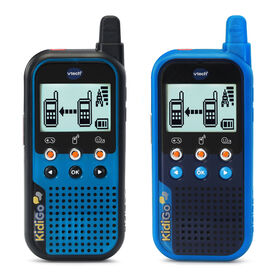 VTech KidiGo Walkie Talkies - English Edition