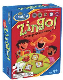 Thinkfun games - Zingo! Bingo with a Zing - French Edition
