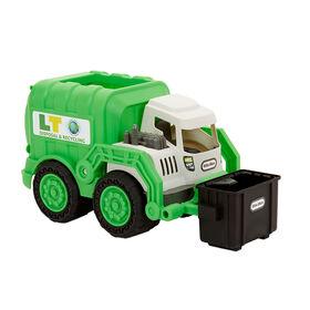 Camion-jouet à ordures Little Tikes de Little Tikes Dirt Diggers | Jouez à l'intérieur ou à l'extérieur dans le sable ou la terre