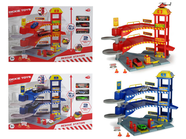 Dickie Toys - Rescue Station