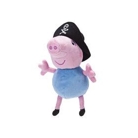 """Peppa Pig 6"""" Plush - Pirate George"""