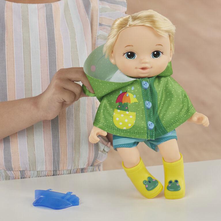 Littles de Baby Alive, tenue Little Styles Flaques au parc