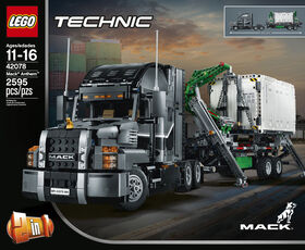 LEGO Technic Mack® Anthem™ 42078