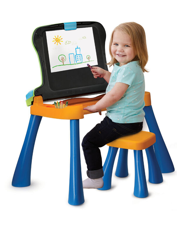 VTech Explore and Write Activity Desk - French Edition